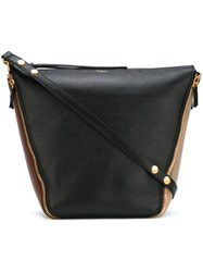 Mulberry 'Camden' Hobo Shoulder Bag Black