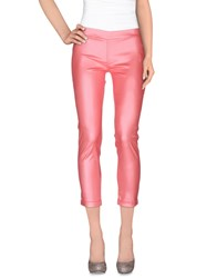 Cristinaeffe Collection Trousers Casual Trousers Women Salmon Pink