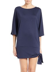 Michael Kors Side Tie Coverup