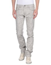 Cellar Door Denim Pants Light Grey