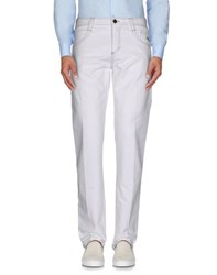 Carlo Chionna Trousers Casual Trousers Men White