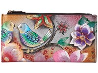 Anuschka 1121 Blissful Birds Handbags Purple
