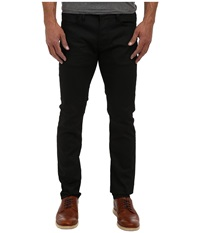 John Varvatos Bowery Fit Jean In Jet Black Jet Black Men's Jeans