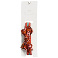 Scotch And Soda Printed Bow Tie Multi