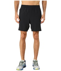 New Balance Woven 2 In 1 Short Black Men's Shorts