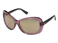 Michael Kors Hanalei Bay Rose Transparent Tortoise Fashion Sunglasses Pink