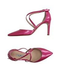 The Seller Footwear Courts Women Fuchsia