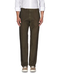 Myths Trousers Casual Trousers Men Military Green