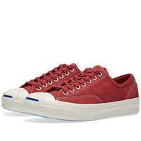Converse Jack Purcell Signature Ox Nubuck Red