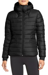 The North Face Women's Moonlight Water Repellent 550 Fill Power Down Jacket Tnf Black
