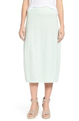 Women's Eileen Fisher Hemp And Organic Cotton Lantern Skirt