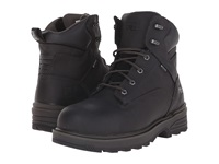 Timberland 6 Resistor Composite Safety Toe Waterproof Boot Black Men's Work Boots