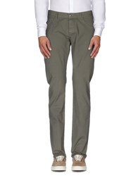 Ermanno Scervino Trousers Casual Trousers Men Military Green