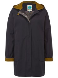 White Stuff Flight Step Coat Navy
