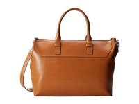 Lodis Audrey Wilhelmina Work Satchel Toffee Chocolate Satchel Handbags Tan