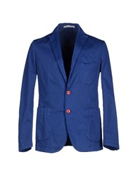 Massimo Rebecchi Suits And Jackets Blazers Men Blue