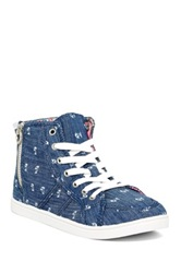 Roxy Harbour Sneaker Blue