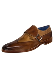 Melvin And Hamilton Lewis Smart Slipons Crust Tan Sand Brown