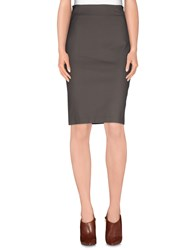 Liu Jo Skirts Knee Length Skirts Women Khaki