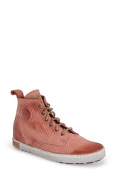 Women's Blackstone 'Fl62' Hidden Wedge Sneaker Antique Rose