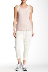 Nydj Slim Lounge Pant White