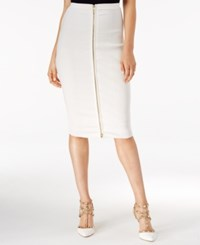 Guess Ayanna Ribbed Pencil Skirt Scuffy