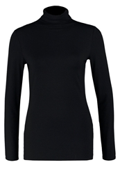 More And More Long Sleeved Top Schwarz Black