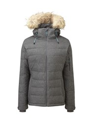 Tog 24 Sublime Womens Milatex Down Winter Jacket Grey