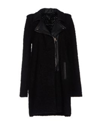Hotel Particulier Full Length Jackets Black