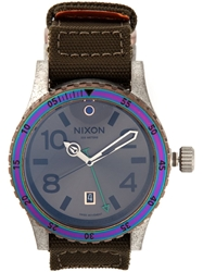 Nixon 'The Diplomat' Watch Green