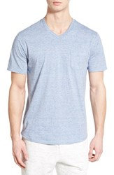 Men's Nordstrom Men's Shop Cotton V Neck Pocket T Shirt