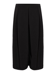 Episode Wide Culotte Trousers Black