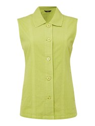 Tigi Lightweight Gilet Green
