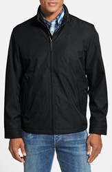 Men's Rainforest Waterproof And Windproof Bomber Black