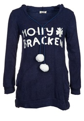 Molly Bracken Hoodie Dark Blue