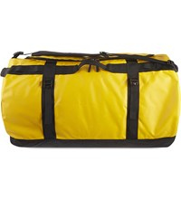 The North Face Base Camp Large Duffle Bag Gold Black