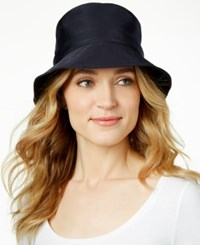 Nine West Rain Bucket Hat Navy