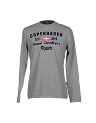 Carlsberg T Shirts Grey