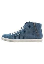 Dockers By Gerli Hightop Trainers Blau Blue
