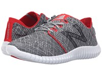 New Balance M730v3 Steel Chinese Red Men's Running Shoes Gray