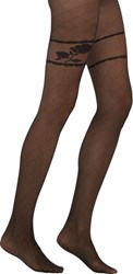 Fogal Cosma Pantyhose Black
