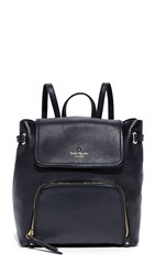 Kate Spade Charley Backpack Black