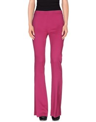 Space Style Concept Trousers Casual Trousers Women Garnet
