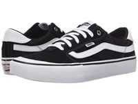 Vans Style 112 Pro Black White Men's Skate Shoes
