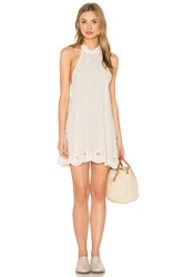 Cleobella Raquel Short Dress Ivory
