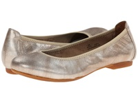 Born Julianne Panna Cotta Women's Flat Shoes Silver