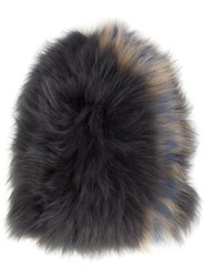Rachel Comey Fur Hat Grey