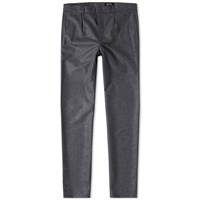 A.P.C. Flannel Wool Pant Grey