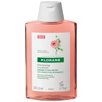 Klorane Peony Shampoo For Irritated Scalps 200Ml