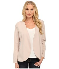 Nydj Career Cascade Jacket Tan Memoir Women's Coat